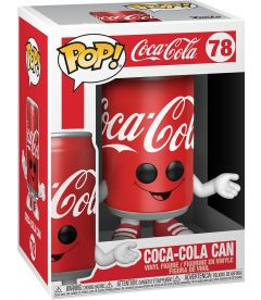 Funko Pop! Coca Cola - Coca Cola Can (9 cm)