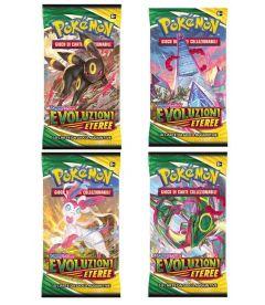 Pokemon - Spada E Scudo Evoluzioni Eteree (Busta, Soggetti Vari)