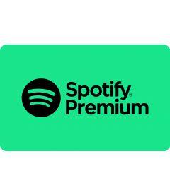 Spotify Premium - EUR 10