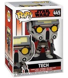 Funko Pop! Star Wars: The Bad Batch - Tech (9 cm)