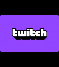 Twitch Digital Code EUR 15