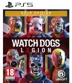 WATCH DOGS LEGION (GOLD EDITION)
