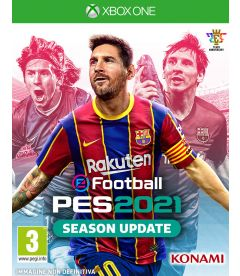 EFootball PES 2021 (Season Update, EU)