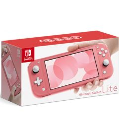 NINTENDO SWITCH LITE (CORALLO)