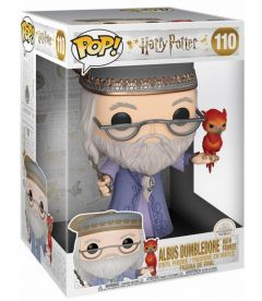 Funko Pop! Harry Potter - Dumbledore With Fawkes (25 cm)