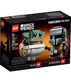 LEGO STAR WARS - IL MANDALORIANO E IL BAMBINO