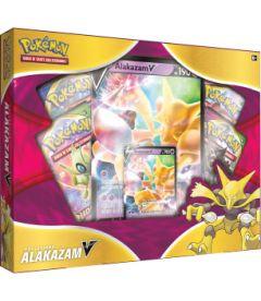 Pokemon - Collezione Alakazam V (Set)