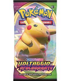 Pokemon - Spada E Scudo Voltaggio Sfolgorante (Busta)