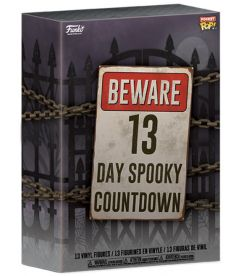 POCKET POP! CALENDARIO DELL'AVVENTO 13-DAY SPOOKY COUNTDOWN