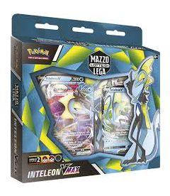 Pokemon - Mazzo Lotte Di Lega Inteleon VMax (Mazzo)