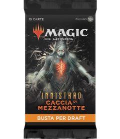 Magic - Innistrad Caccia Di Mezzanotte (Busta Per Draft)