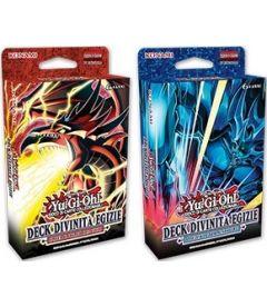 Yu-Gi-Oh! Divinità Egizie: Slifer Il Drago Del Cielo E Obelisk Il Tormentatore (Deck)