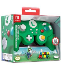 NINTENDO SWITCH FIGHT PAD PRO WIRED (LUIGI)