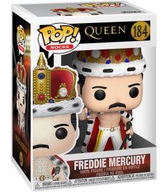 Funko Pop! Queen - Freddie Mercury King (9 cm)