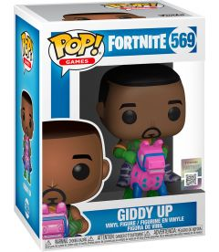 FUNKO POP! FORTNITE - GIDDY UP (9 CM)