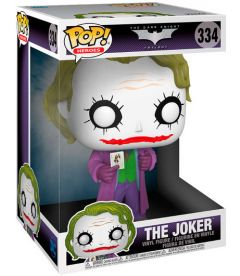 Funko Pop! The Dark Knight Trilogy - Joker (25 cm)