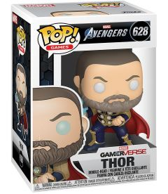 Funko Pop! Avengers Game - Thor Stark Tech Suit (9 cm)