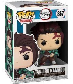 Funko Pop! Demon Slayer - Tanjiro Kamado (9 cm)