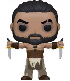 Funko Pop! Game Of Thrones - Khal Drogo With Daggers (9 cm)