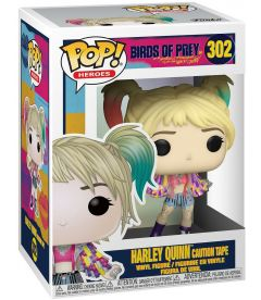 Funko Pop! Birds Of Prey - Harley Quinn Caution Tape (9 cm)