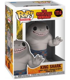 Funko Pop! The Suicide Squad - King Shark (9 cm)