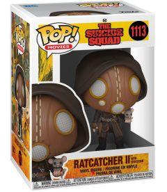 Funko Pop! The Suicide Squad - Ratcatcher II With Sebastian (9 cm)