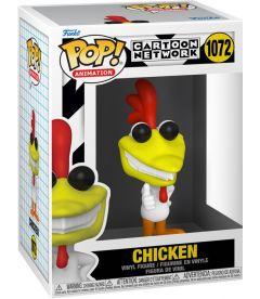 Funko Pop! Cow & Chicken- Chicken (9 cm)