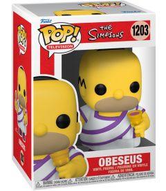Funko Pop! Simpson - Obeseus Homer (9 cm)