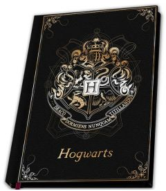 HARRY POTTER - HOGWARTS (NOTEBOOK A5)