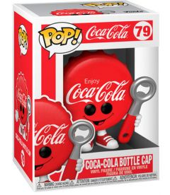 FUNKO POP! COCA COLA - COCA COLA BOTTLE CAP (9 CM)