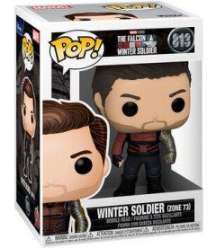 Funko Pop! Marvel The Falcon & Winter Soldier - Winter Soldier Zone 73 (9 cm)
