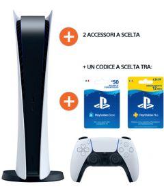 Playstation 5 Digital Edition Bundle