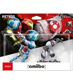 Amiibo Metroid Dread - Samus + E.M.M.I.