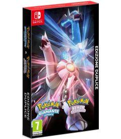 Pokemon Diamante Lucente e Perla Splendente (Dual Pack)