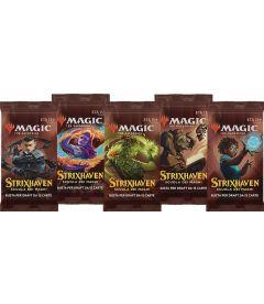 Magic - Strixhaven: Scuola Dei Maghi (Busta, Soggetti Vari)