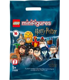 Lego Minifigures - Harry Potter (Serie 2)