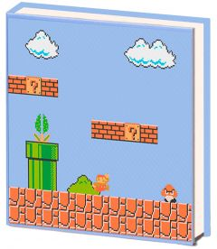 NINTENDO - SUPER MARIO BROS 3D MOTION (NOTEBOOK)