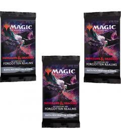 Magic - Dungeons & Dragons Avventure Nei Forgotten Realms (Busta, Soggetti Vari)