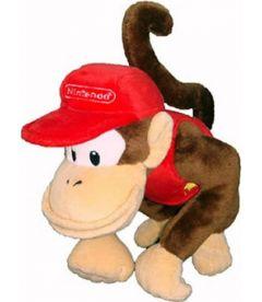Donkey Kong - Diddy Kong (20 cm)