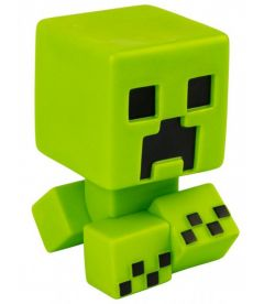 MINECRAFT - CREEPER MEGA BOBBLE MOBS (VERDE FOSFORESCENTE)