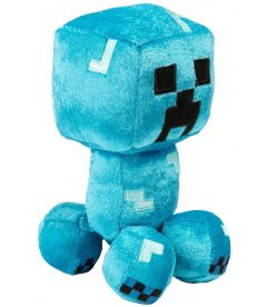 MINECRAFT - HAPPY EXPLORER CHARGED CREEPER (18 CM)