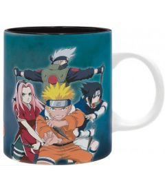 Naruto - Team 7 vs Haku/Zabuza