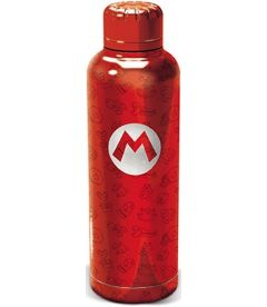 Nintendo - Super Mario (Metallo, 515 ml)