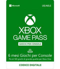 Xbox Game Pass (6 Mesi)
