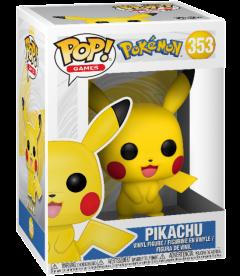 Funko Pop! Pokemon - Pikachu (9 cm)