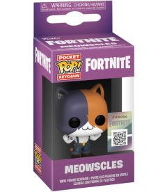 Pocket Pop! Fortnite - Meowscles