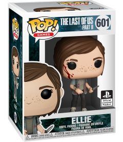 FUNKO POP! THE LAST OF US PARTE 2 - ELLIE (9 CM)