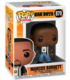 Funko Pop! Bad Boys - Marcus Burnett (9 cm)