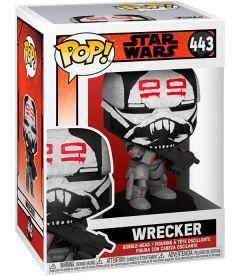 Funko Pop! Star Wars: The Bad Batch - Wrecker (9 cm)