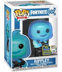 Funko Pop! Fortnite - Rippley (Esclusiva Summer 2020,9 cm)